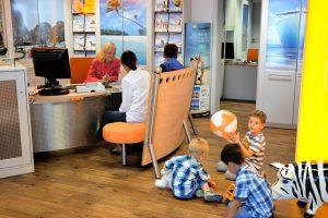Reisebüro Schwarzer in Nördlingen Familienurlaub
