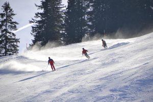 Skireise Bus