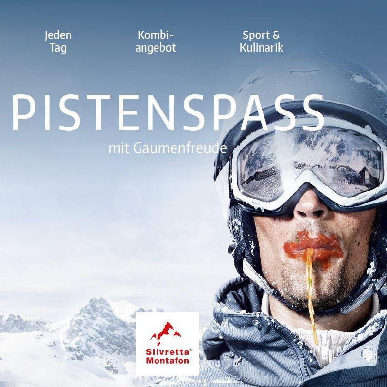 Skireise inklusive Mittagessen