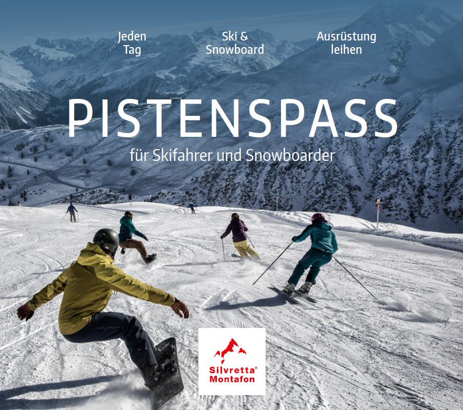 Skireise inklusive Skiverleih