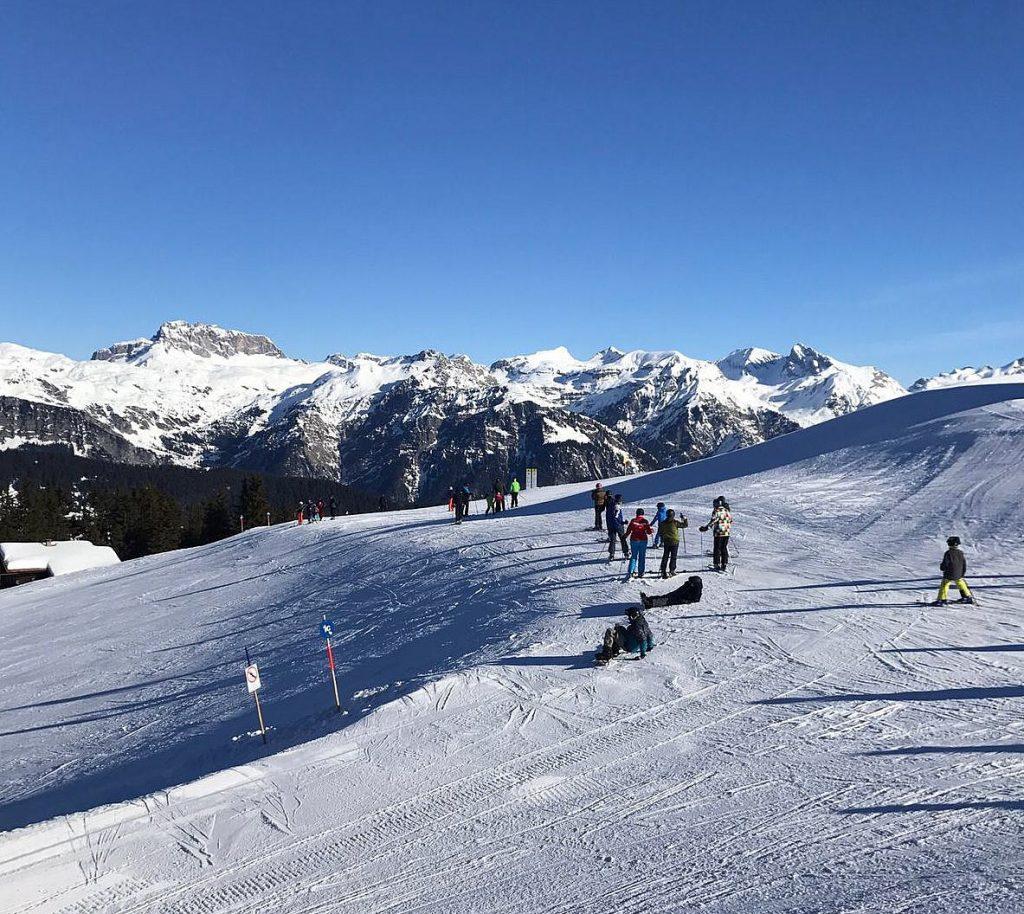 Skireise Snowboardverleih