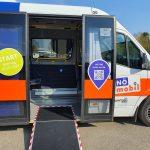 """Nö-mobil Barrierefreier Zugang auch in modernen Verkehren wie """"Neue"""" Mobilitätsformen, On Demand Verkehre, Ridepooling oder letzte Meile"""