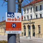NÖ-mobil bietet die Beförderung zwischen ca. 300 Haltestellen